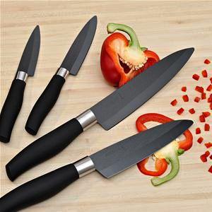 Couteau à lame en céramique